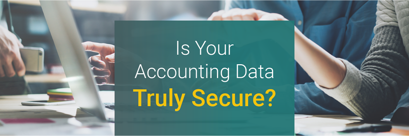 securing your accounting data