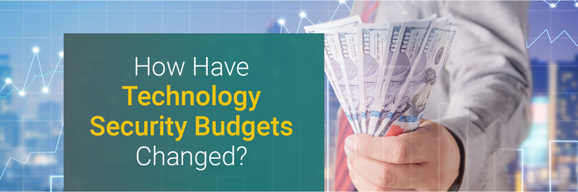 How have technology security Budgets changed