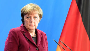 Merkel sepaking about Germany being hacked
