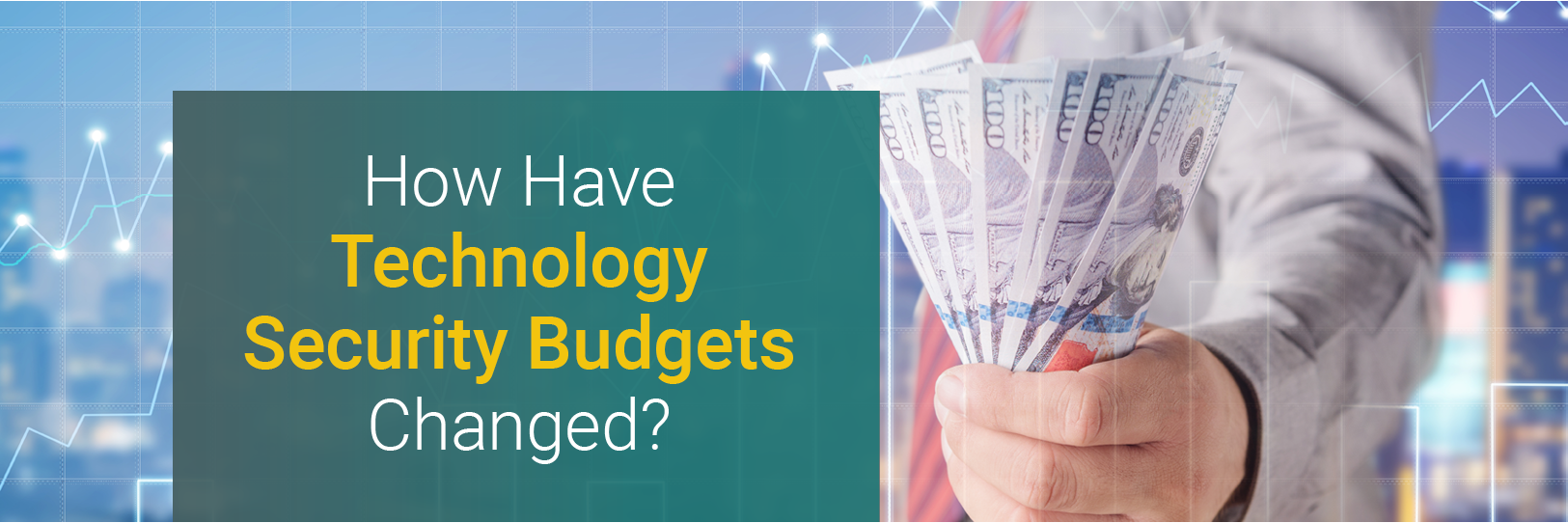 How Have Technology Security Budgets Changed?