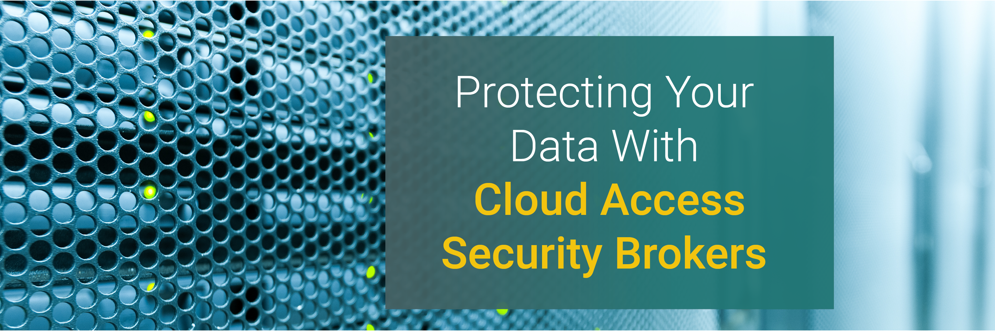 Protecting Your Data With Secure Cloud Access