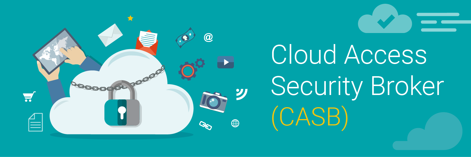 Safe-T Box Cloud Access Security Broker (CASB) Video