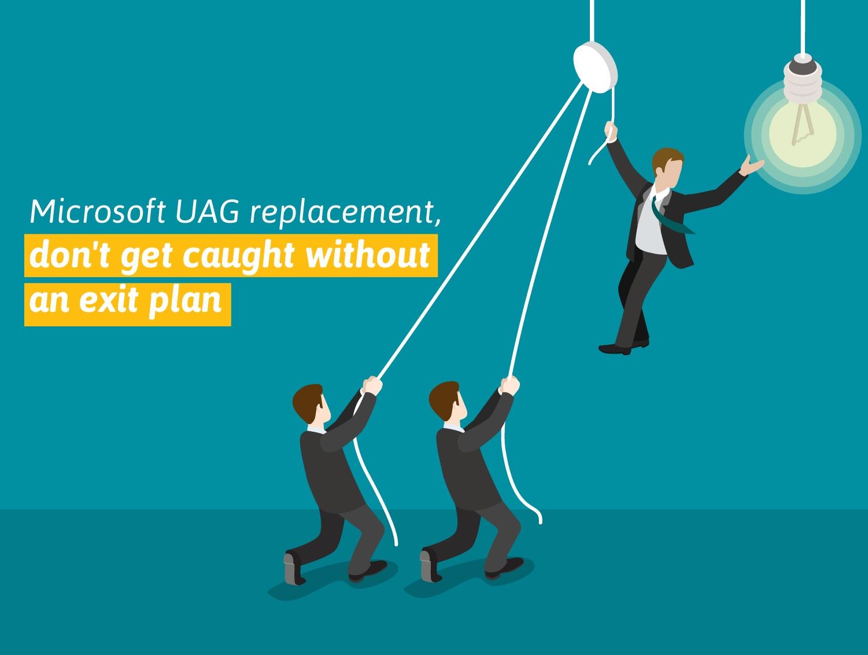 Life after Microsoft Forefront UAG | Safe-T