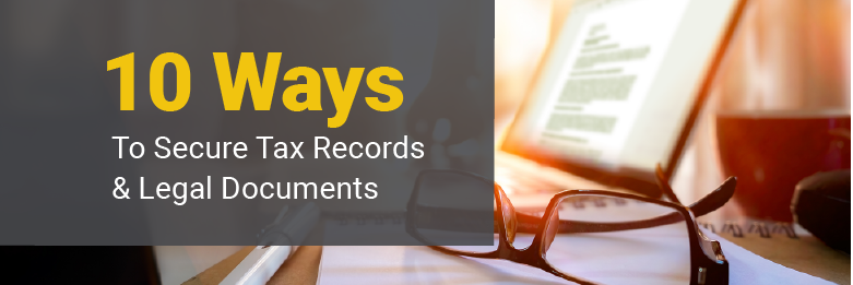 10 Ways To Secure Legal Documents