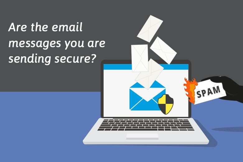 Are You Sending Secure Email Messages?